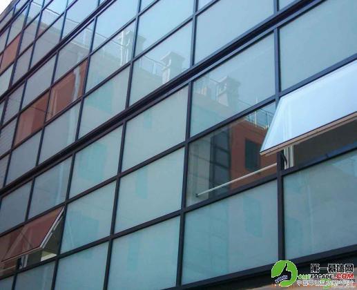 节能环保玻璃是未来幕墙应用主流