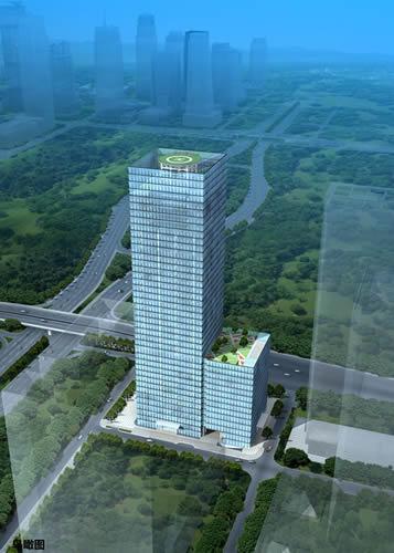深圳移动信息大厦-超高层幕墙设计