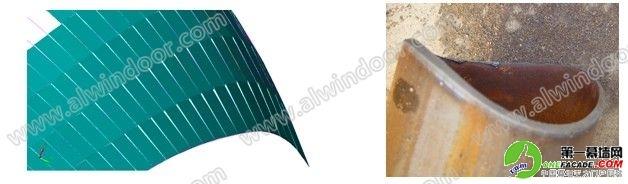 空间索结构在双曲面玻璃建筑造型中的应用(二)