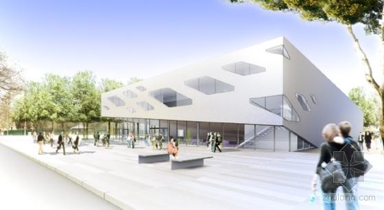 法国Meudon-la-Forêt 新文化中心